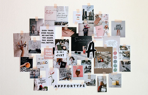 How To Develop A Mood Board For Design Projects Jellyfish Livewire